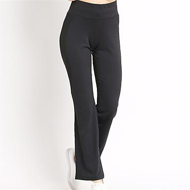 calças de yoga Meia-calça Calças Secagem Rápida Respirável Alto Elasticidade Alta Moda Esportiva Mulheres Ioga Pilates Exercício e