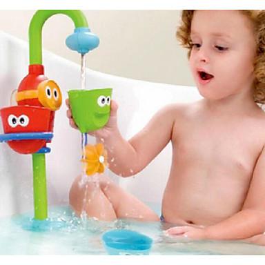 Brinquedo de Banho Brinquedos Brinquedos Elétrico Plástico Crianças Dom