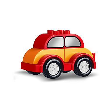 Blocos de Construir Carro Clássico Fun & Whimsical Para Meninos Dom