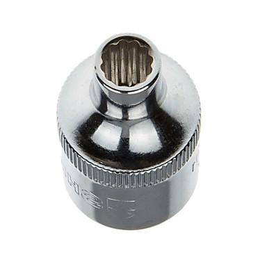 Stahlschild 12.5mm Serie englisch 12 Winkelhülse 1/4 / 1