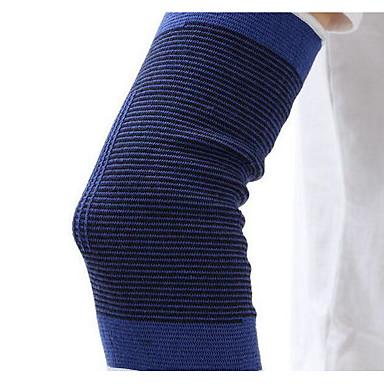 Cotoveleira para Corrida Exterior Adulto Anti-fricção Respirável Apoio conjunto Roupas para Lazer 1pç Azul
