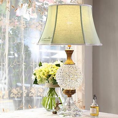 30 moderní - současný design Stolní lampa , vlastnost pro Křišťál , s Jiné Použití Vypínač on/off Vypínač