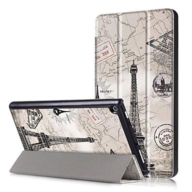 Capinha Para Amazon Capa Proteção Completa / Tablet Cases Rígida PU Leather para