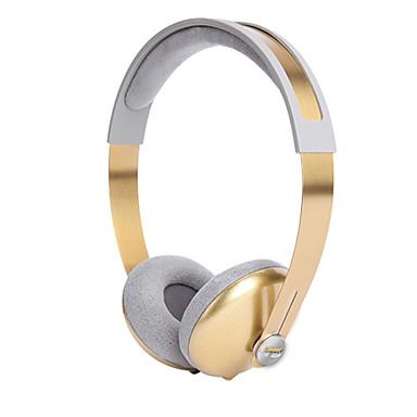 Na uchu Čelenka Kabel Sluchátka Aluminum Alloy Pro Audio Sluchátko HIFI Izolace proti hluku Sluchátka