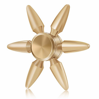 Fidget Spinner Hand Spinner Toys Five Spinner Metal EDCRelieves ADD ADHD Anxiety Autism Stress and Anxiety Relief Office Desk Toys for