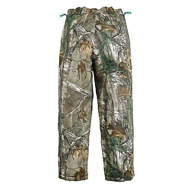 Wasserdicht Atmungsaktivität Komfortabel Sonnenschutz camuflaje Hosen/Regenhose für Jagd M L XL