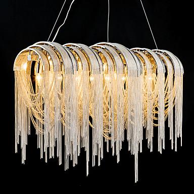 7-luz Luzes Pingente Luz Ambiente - Regulável, Designers, 110-120V / 220-240V Lâmpada Não Incluída / 10-15㎡