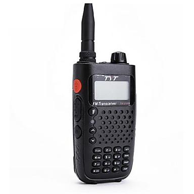 핸드헬드 배터리 충전 알림 음성 지원 소리 듀얼 밴드 듀얼 스탠바이 CTCSS/CDCSS TONE/DTMF송출 기능 LCD FM 라디오 TYT 256 1400.0 TH-UV6R 워키 토키 양방향 라디오