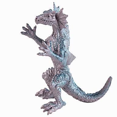 Dragões & Dinossauros Brinquedos Figuras de dinossauro Dinossauro jurássico Dragões Triceratops Tiranossauro Rex Plástico Crianças Peças