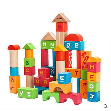 Sada na domácí tvoření za dárky Stavební bloky Hračky