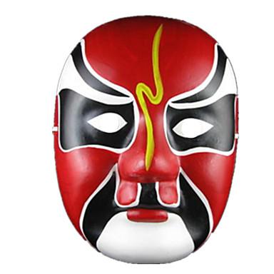 Máscaras de Dia das Bruxas Máscara de Desenho Animado Terror Peças Unisexo Crianças Adulto Dom