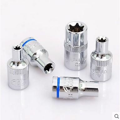 Huafeng jujian 10 mm 3 / 8mirror chrom typ vanadiová ocel pouzdro