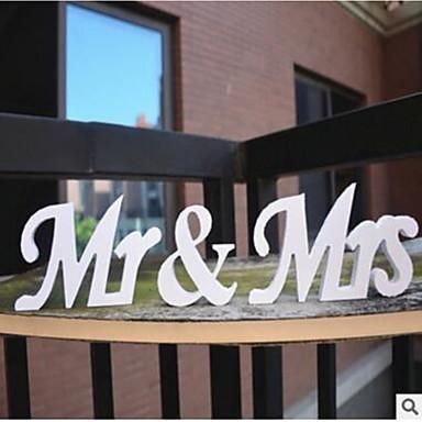 Casamento Festa Noivado PVC Decorações do casamento Tema Clássico Todas as Estações