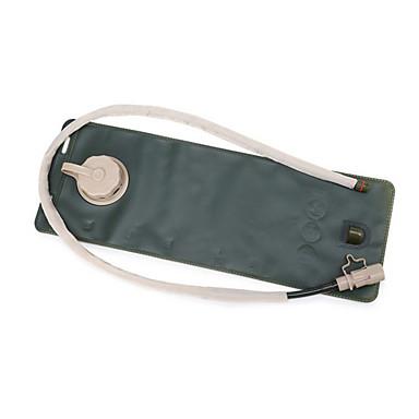2.5l L Mangas Acampar e Caminhar Campismo / Escursão / Espeleologismo Bolsa Kettle Embutida EVA Verde Caçador Preto Cinzento Khaki Três