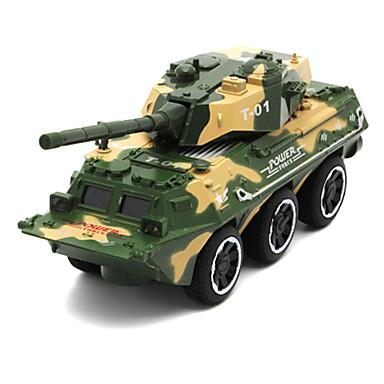 Veículo Militar Tanque Caminhões & Veículos de Construção Civil Carros de Brinquedo 01:32 Simulação Crianças Unisexo Para Meninos Para Meninas Brinquedos Dom