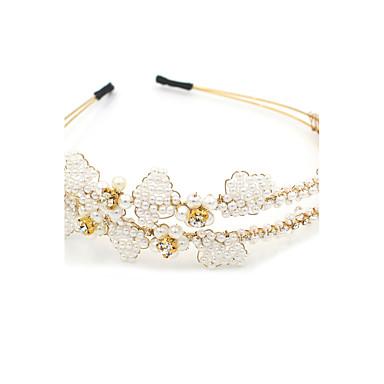 tiaras stirnbänder kopfschmuck hochzeit elegant weiblich stil