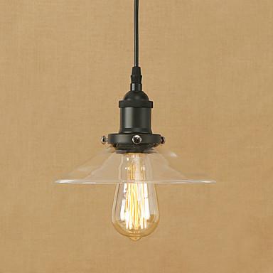 Pendelleuchten modern / modern Retro für Mini-Stil Glas Lampenschirm Wohnzimmer Schlafzimmer Esszimmer