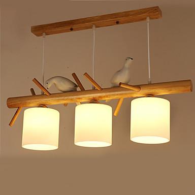 Luzes Pingente Luz Ambiente Tradicional / Clássico Moderno / Contemporâneo, 110-120V 220-240V Lâmpada Não Incluída