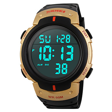 Smartwatch YYSKMEI11068 for Long Standby / Water Resistant / Water Proof / Multifunction / Sports Stopwatch / Alarm Clock / Chronograph / Calendar