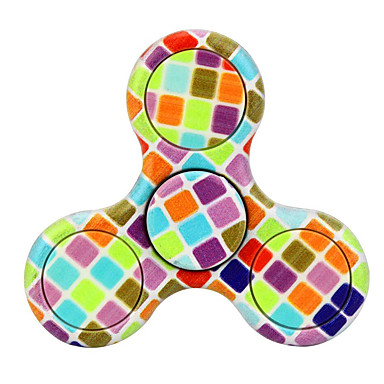 Fidget Spinner / Hand Spinner / Spinning Top Stress and Anxiety Relief / Focus Toy / Office Desk Toys Plastics Pieces Unisex Kid's /