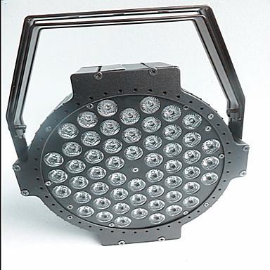 120W 54 LEDit LED-lavavalaistus Kylmä valkoinen Punainen Sininen Vihreä AC 110-220V