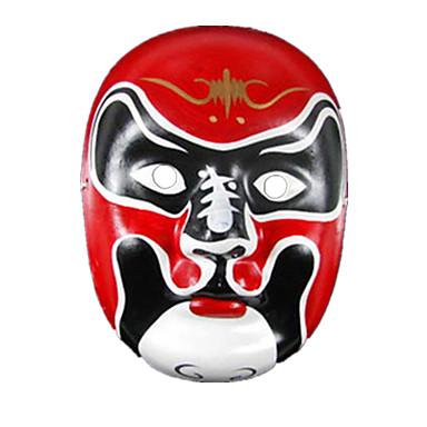 Halloweenské masky Ručně malovaná maska Ostatní Jídlo a nápoje Other Pieces Unisex Dětské Dospělé Dárek