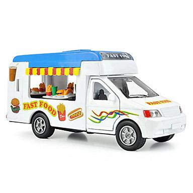 Carros de Brinquedo / Sorvetes de Brinquedo & Carrinhos de Doces / Carrinho de Fricção Caminhão Carro Unisexo