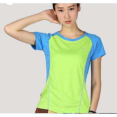 Camiseta de Trilha Blusas para Correr Verão S M L XL XXL