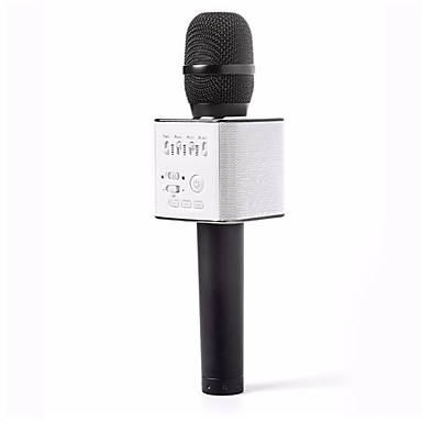 cheap Microphones-Q9 Bluetooth Microphone Others Condenser Microphone Handheld Microphone For Karaoke Microphone