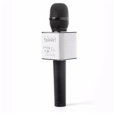 Q9 Bluetooth Microfone Outros Microfone Condensador Microfone Portátil Para Microfone de Karaoke