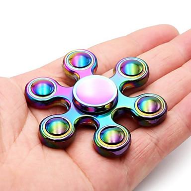 Mão Spinner Brinquedos Alivia ADD, ADHD, Ansiedade, Autismo Brinquedos Metal Peças Dom