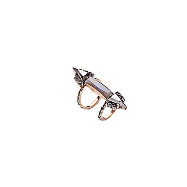 Dámské Prsten Rozkošný minimalistický styl Klasický Slitina Šperky Pro Svatební Párty Narozeniny