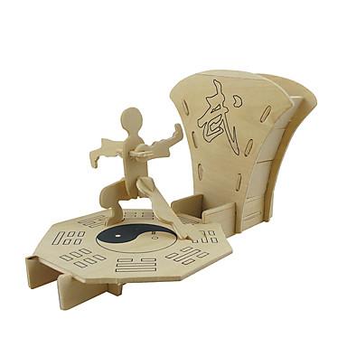 3D - Puzzle Holzmodelle Modellbausätze Spielzeuge Spaß Holz Klassisch