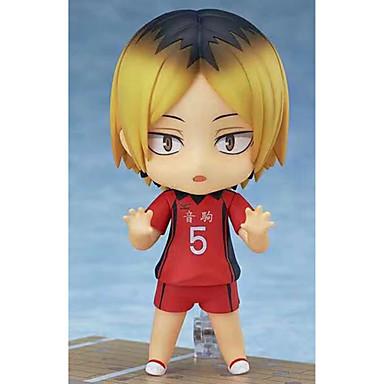 Anime Čísla akce Inspirovaný Haikyuu Kozumekenma PVC 10cm CM Stavebnice Doll Toy Pánské Dámské