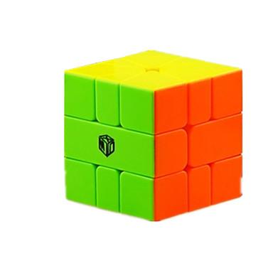 Rubik's Cube Cubo Macio de Velocidade Cubos mágicos Cubo Mágico Adesivo Liso Plásticos Quadrada Dom