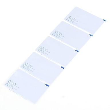 5pcs RFID Proximity Control Entry Access 13.56Mhz ISO14443A MF1 S50 ISO Card