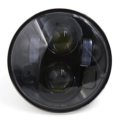 H4 Motorcycle Light Bulbs 50W Cases