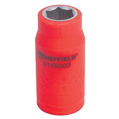 Sheffield s155006 izolační pouzdro metrická elektroizolace metrický pouzdro / 1 ks