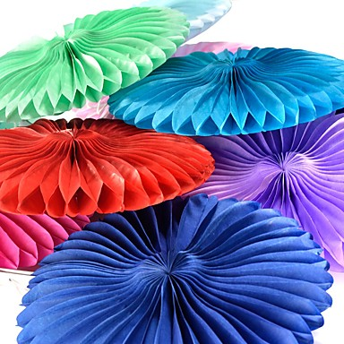 Unique Wedding Décor 100% virgin pulp / Mixed Material Wedding Decorations Wedding Party Classic Theme All Seasons