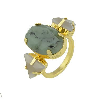 Dámské Prsten Základní Slitina Šperky Ležérní