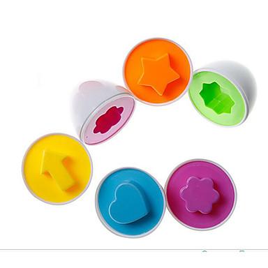 Jogos de Madeira Oval Legal Crianças Brinquedos Dom