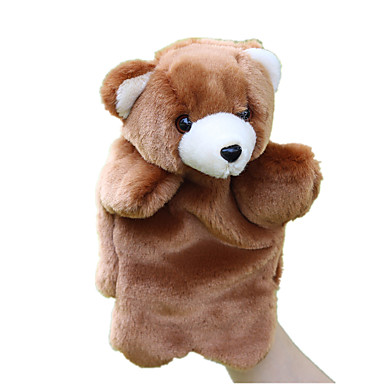 Bonecas Brinquedos Urso Tecido Felpudo Crianças Peças