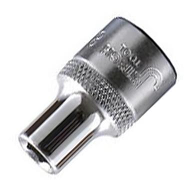 Es 1/4 Serie sechs Winkel metrische Steckdose 6mm / 100