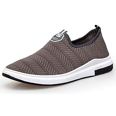 Miesten kengät Tyll Kesä Comfort Mokkasiinit varten Kausaliteetti Musta Tumman sininen Harmaa