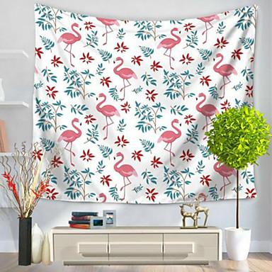 Wand-Dekor 100% Polyester Ländlich Wandkunst, Wandteppiche von 1