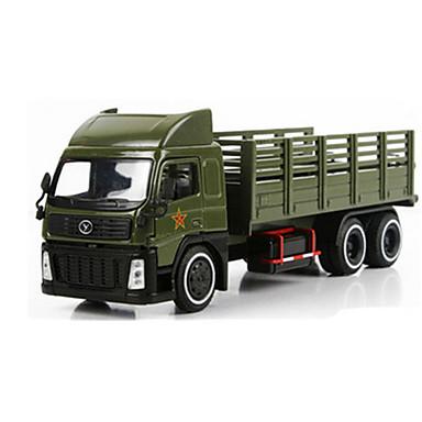 Carros de Brinquedo Carrinhos de Fricção Caminhão Veículo Militar Brinquedos Tanque Carro Caminhão Liga de Metal Peças Unisexo Dom