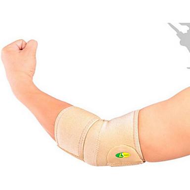 Cotoveleira para Exterior Corrida Adulto Anti-fricção Apoio conjunto Respirável Roupas para Lazer 2pçs