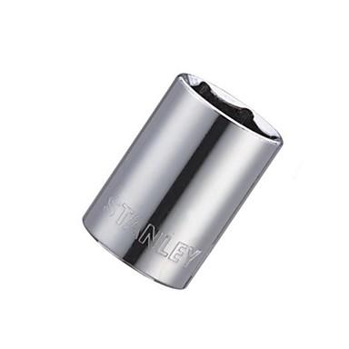 Stanley 12.5mm Serie metrische 6 Winkel Standard Hülse 18mm / 1