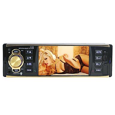 4019b 1 din auto radio stereo 1DIN usb aux FM-radioasema bluetooth handsfree kauko-ohjattu FM-radio auto MP5 pelaaja