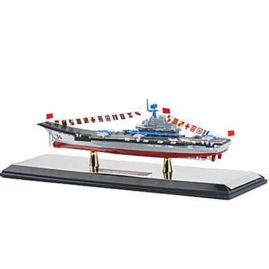 KDW Toy Car Pull Back Vehicle Farm Vehicle Aircraft Carrier Aircraft Carrier Car Unisex
